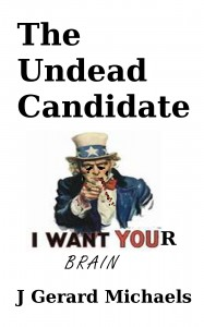 The Undead Candidate cover